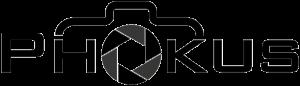 Phokus fotograf luleå logo